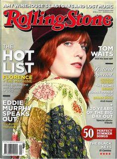 I love Flo's top!