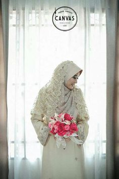 Beautiful Malay muslim bride. Photo by Canvas Studio