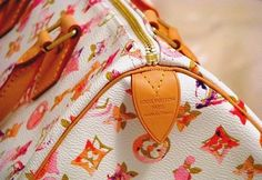 Soooo NEED LV's Limited Edition watercolor Speedy...  GORGEOUS! <3