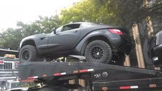 A Closer Look at the Transformers 4 Rally Fighter