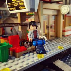 Homecoming Lego Universe, Lego Construction, Lego Worlds, Lego Photography, Lego Design, Cool Lego, Legos, Homecoming, Real Life