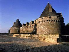 Château de Pontivy (56) - © NOURRY  Richard