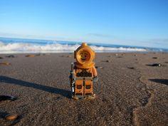 LEGO Collectible Minifigures Series 8 : Diver