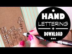 Marjoleins creations: Nieuwsbrief, Youtube filmpje en GRATIS download! Hand Lettering Alphabet, Doodle Lettering, Abc Font, Scrapbook Letters, Chrismas Cards, Graffiti, Homemade Greeting Cards, Handwriting Fonts, Marianne Design