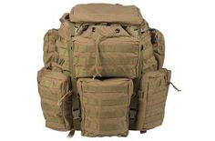 Tactical Assault Gear Jumpable Recon Ruck Pack JRR1 specifically designed for long range extended field operations. The Jumpable Recon Ruck Backpack by Tactical Assault Gear has eight external pouches sewn imageto the backpack.
