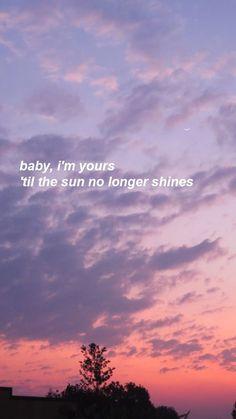 Ideas music quotes lyrics love baby for 2019 Baby Quotes, Lyric Quotes, Cute Quotes, Qoutes, Tumblr Quotes Happy, Funny Quotes, Image Citation, Instagram Quotes, Disney Instagram
