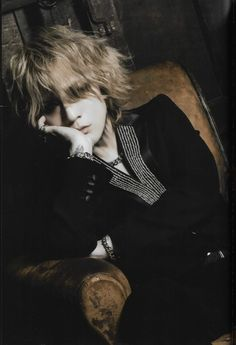 Ruki The Gazette, Drum Band, Gothic Makeup, Visual Kei, Music Bands, The Man, Beautiful Men, Punk, Cosplay