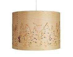 Norwegian Forest lamp by Cathrine Kullberg lighting