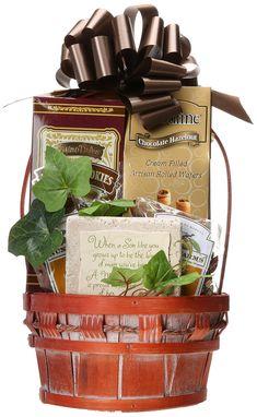 Gift Basket Village Mothers and Sons Gift Basket
