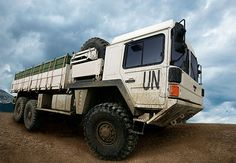 Rheinmetall Man Military Vehicles | 2013 Academy Racing. All Rights Reserved.
