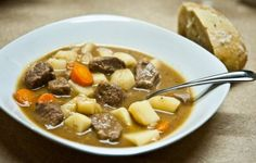 Beef Stew    No cholesterol and low sodium you say, can do... Filling and pretty good for you. Hooraaaaay!    http://www.dollarfriendlymeals.com/post/2912580767/classicbeefstew