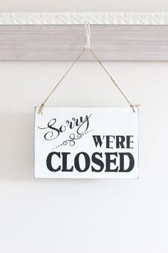Open Business Sign Open Closed Sign Open Sign Hanging by Closed Signs, Open Signs, Logo Online Shop, Clothing Brand Logos, Business Slogans, Small Business Quotes, Business Thank You Cards, Sunset Quotes, Social Media Marketing Business