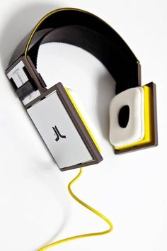 Rectangular headphones? Do want.