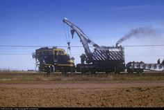 RailPictures.Net Photo: ATSF 213L Atchison, Topeka & Santa Fe (ATSF) EMD F7(A) at Hale Center, Texas by Joe McMillan