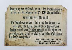 """DDR Museum - Museum: Objektdatenbank - """"Waschküche"""" Copyright: DDR Museum, Berlin. Eine kommerzielle Nutzung des Bildes ist nicht erlaubt, but feel free to repin it!"""
