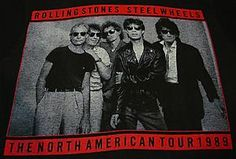 #Vintage 80's #Stones #Rock n Roll! Like this? More GR8, unique stuff here! http://myworld.ebay.com/lotstasell