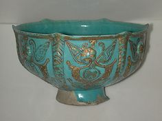 Iran 14th century http://www.metmuseum.org/Collections/search-the-collections/446268?rpp=20&pg=4&ft=nesting+bowl&where=Asia%7cIran&what=Ceramics%7cBowls&pos=73