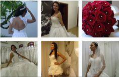 Postagens no Instagram da loja de vestidos de noiva La Sposa em Itabuna-BA.