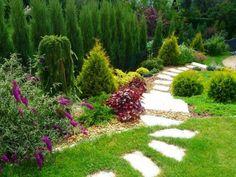 Najpiękniejsze ogrody przydomowe - inspiracje