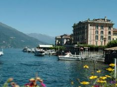 The Hotel Metropole enjoys an enviable position in the picturesque village of Bellagio.  Situated in its own grounds, on the shores of lake Como, breathtaking views can be seen from the hotel's splendid terrace.