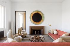 Self-Portrait with Furniture: Pierre Yovanovitch's Paris Apartment | Projects | Interior Design