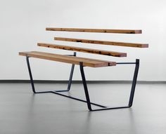 @ Gerritsma Interieur - Janua B11 Clamp tafel