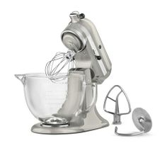 KitchenAid Artisan 5-quart Mixer - my absolute favorite small appliance in the kitchen!