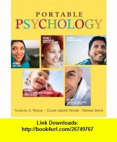 MyPsychLab Pegasus with E-Book Student Access Code Card for Portable Psychology (standalone) (9780205668878) Samuel E. Wood, Ellen Green Wood, Denise A. Boyd , ISBN-10: 0205668879  , ISBN-13: 978-0205668878 ,  , tutorials , pdf , ebook , torrent , downloads , rapidshare , filesonic , hotfile , megaupload , fileserve