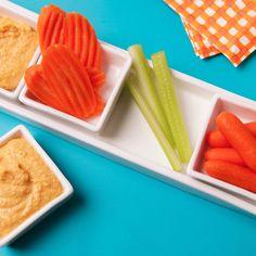 "Carrot ""Hummus"""