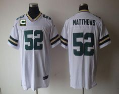 783195bc920 Colts Peyton Manning 18 jersey Nike Packers Clay Matthews White With C Patch  Men s Stitched NFL Elite Jersey