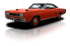 1969 Dodge Coronet R/T Orange