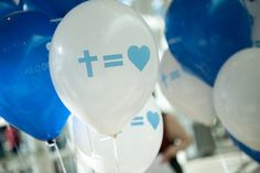 Cross Equals Love Cross Equals Love, Equality, Christianity, Baptism Party, Social Equality