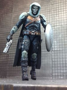Taskmaster(Movie Concept) Custom Action Figure