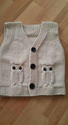 Baby Boy Knitting Patterns, Baby Sweater Patterns, Cardigan Pattern, Baby Cardigan, Baby Patterns, Crochet Cow, Crochet Quilt, Crochet Dolls, Sweater Design