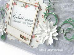 Kartka na ślub / A card for wedding