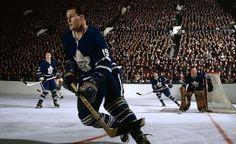Hockey Shot, Hockey Teams, Hockey Players, Ice Hockey, Hockey Stuff, Vancouver Canucks, Nhl, George Armstrong, Goalie Mask