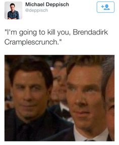 Oscars Benedict Cumberbatch