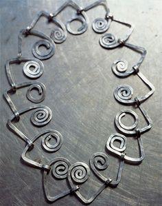 Alexander Calder - nickel siver wire, 1930