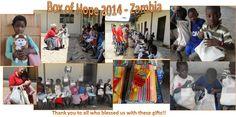Box of Hope Project - Zambia