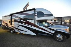 "2016 New Thor Motor Coach Chateau Super C 35SF Class C in Oklahoma OK.Recreational Vehicle, rv, 2016 Thor Motor Coach Chateau Super C 35SF, This 2016 Thor Chateau Super C 35SF is loaded with extras, come see it at Bob Hurley RV in Tulsa.GVWR 19,000 lbs.Features include:Fully automatic hydraulic leveling jackPower patio awning with integrated LED lightingOutside showerLeatherette sleeper sofaLeatherette booth dinetteDay/night roller shadesThree-burner high output range with oven30""…"