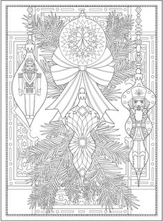 Welcome to Dover Publications Dover Coloring Pages, Easter Coloring Pages, Halloween Coloring Pages, Disney Coloring Pages, Mandala Coloring Pages, Christmas Coloring Pages, Adult Coloring Pages, Coloring Books, Christmas Color By Number