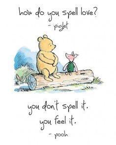 The Tao Of Pooh | Love Quotes | The Tao of Dana