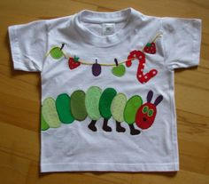 Applikationen Applique Raupe hungrig A Unique Interview on How to Repair Music Boxes and Other Mecha Sewing Projects For Kids, Sewing For Kids, Diy For Kids, Boy Birthday Parties, Diy Birthday, Hungry Caterpillar Party, Virtual Baby Shower, Camping Crafts, Baby Party