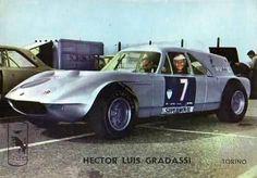 1967 Liebre II Tornado - Hector Gradassi