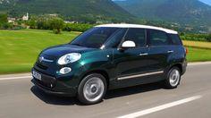 FIAT 500 L LIVING Zwergenaufstand auf Italienisch