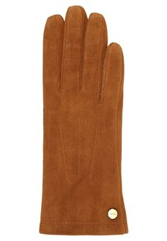 Esprit BASIC - Rękawiczki pięciopalcowe - rust brown - Zalando.pl