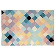 Pixel 4 x 6' Rug | The Land of Nod