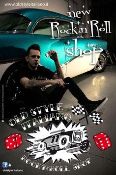 OLD STYLE ITALIANO-ROCK'N'ROLL SHOP