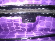 Kate Spade Blakely Street interior last month i brought this kate spade bags online