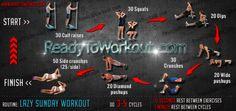 life is beautiful Bodyweight Workout Routine, Circuit Training Workouts, Body Workouts, Diamond Push Ups, Sunday Workout, Side Crunches, Total Body, Full Body, Calf Raises